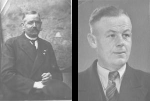 Wilhelm und Willi Lüdde