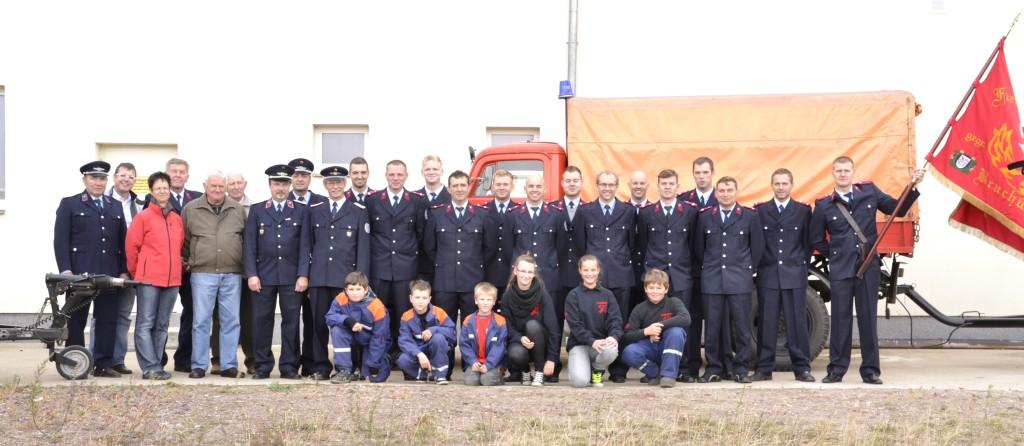 Freiwillige Feuerwehr Brachwitz