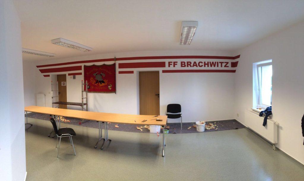 FF Brachwitz – Frühjahrssputz 2016