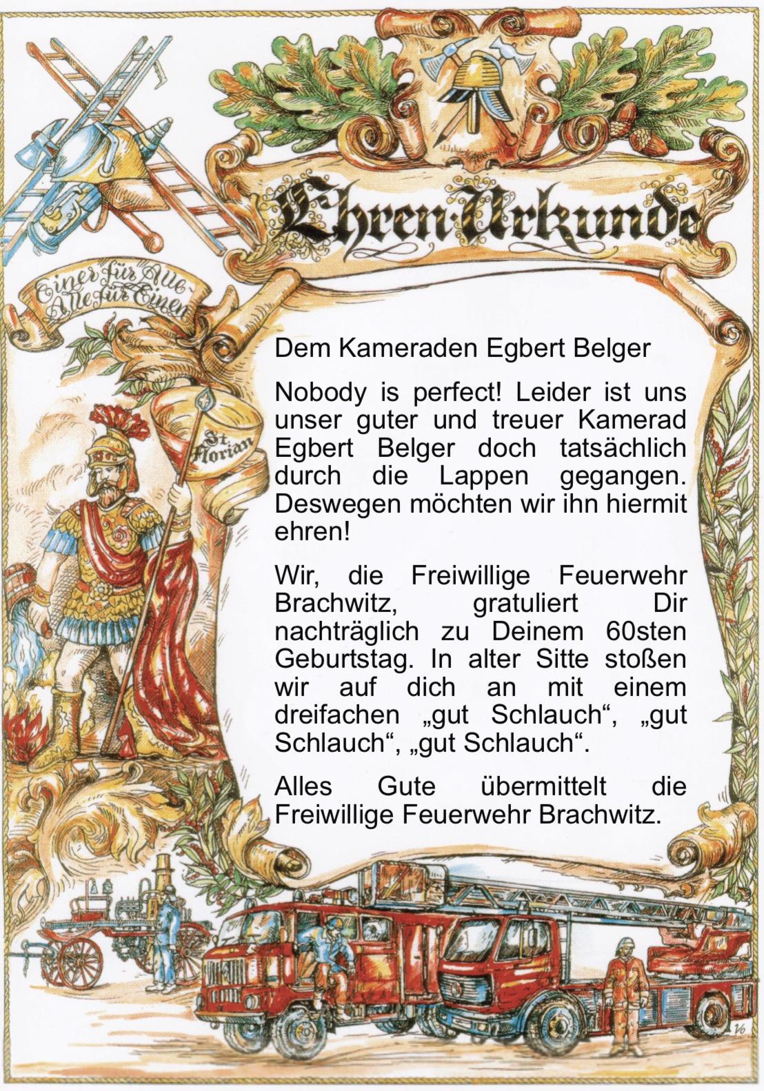 Egbert Belger