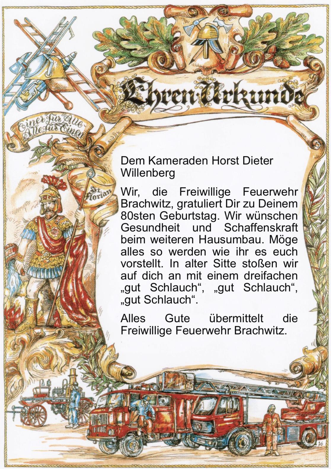 Horst Dieter Willenberg