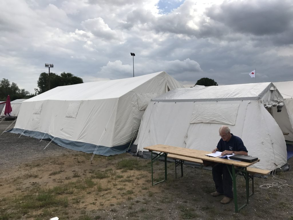 Jugendfeuerwehrzeltlager JFZ 2017