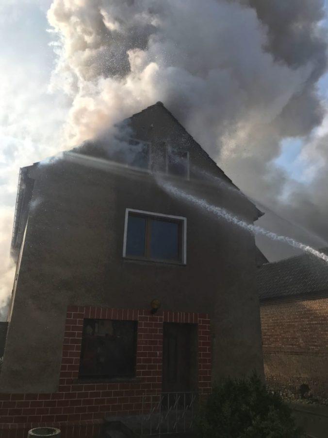 Einsatz 03-2018 Brand in Wohnhaus - FF Brachwitz
